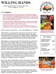 cover of Fall 2012 Newsletter