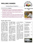 Summer 2009 Newsletter cover