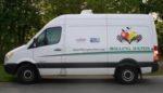 The Sprinter Van with New Logo