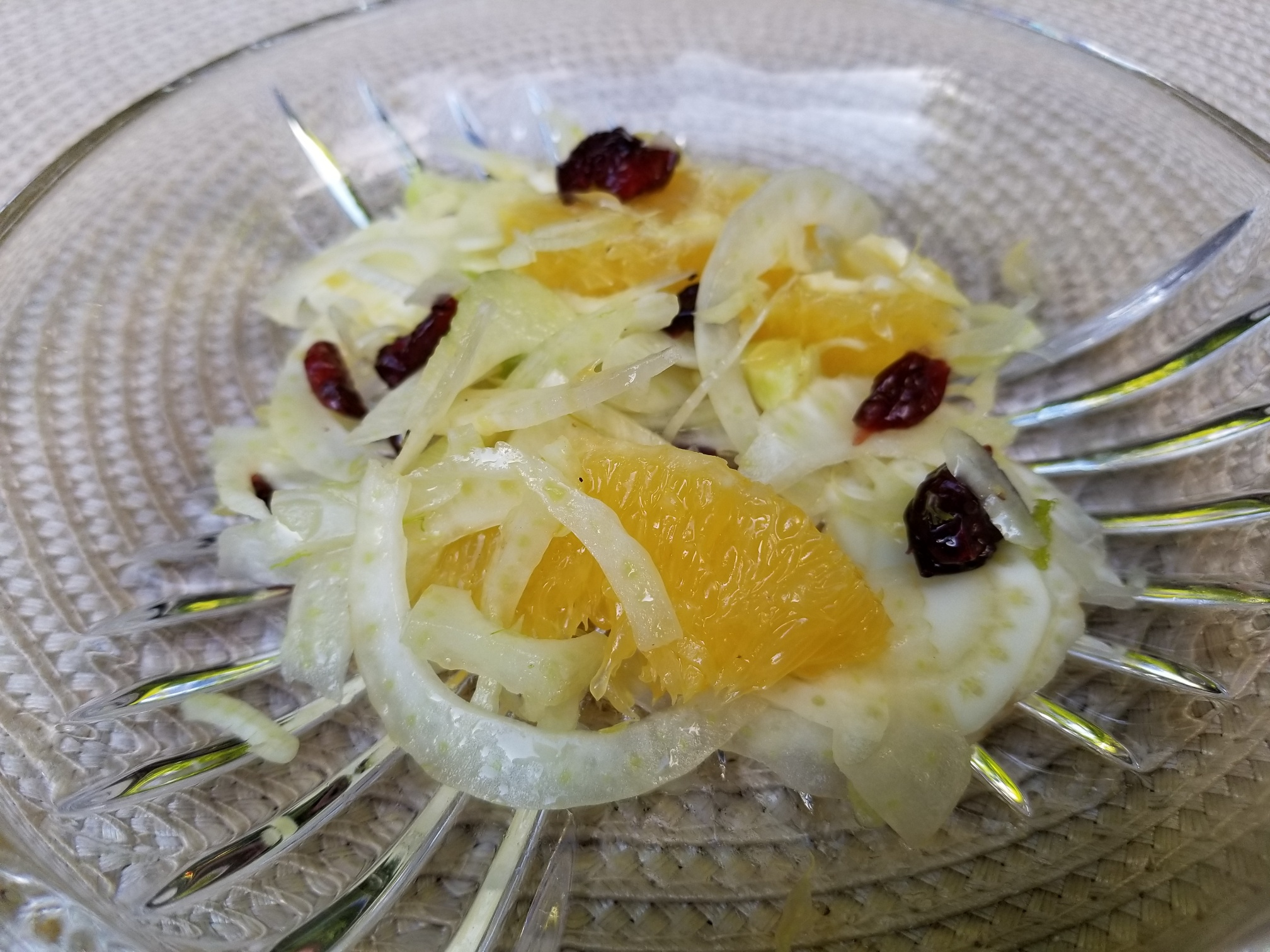 Fennel and Orange Salad